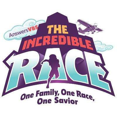 VBS them logo-Incredible Race